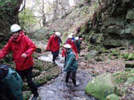 Gorge / Stream Walking