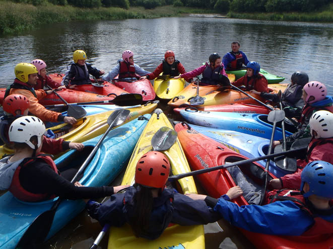 deliver professionally run outdoor pursuits activities for the widest possible range of groups
